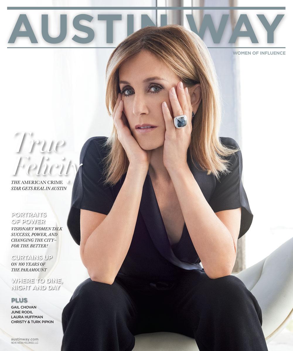 Austin Way Magazine | Felicity Huffman