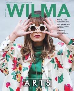 "WILMA Magazine ""Modern Art"""