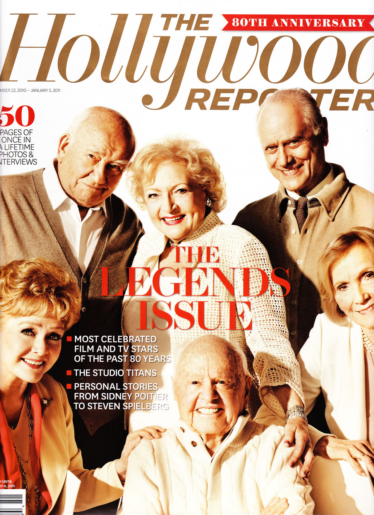 The Hollywood Reporter | Betty White