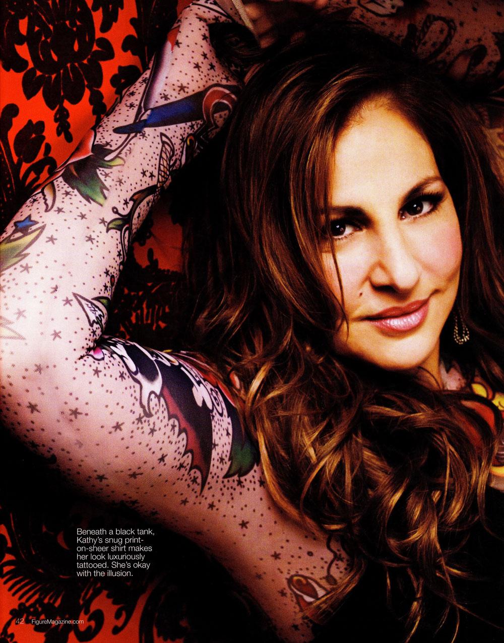 Figure Magazine | Kathy Najimy