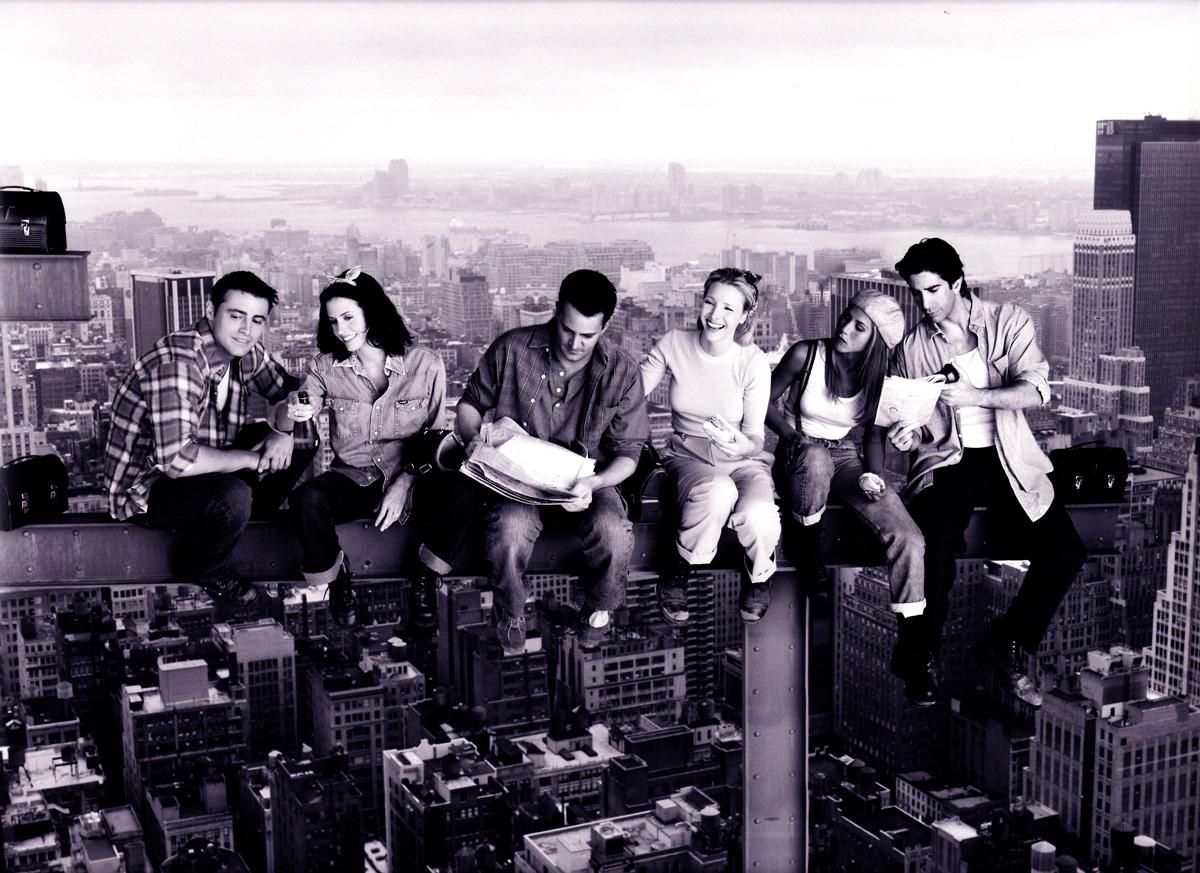 Cast Photo 1999