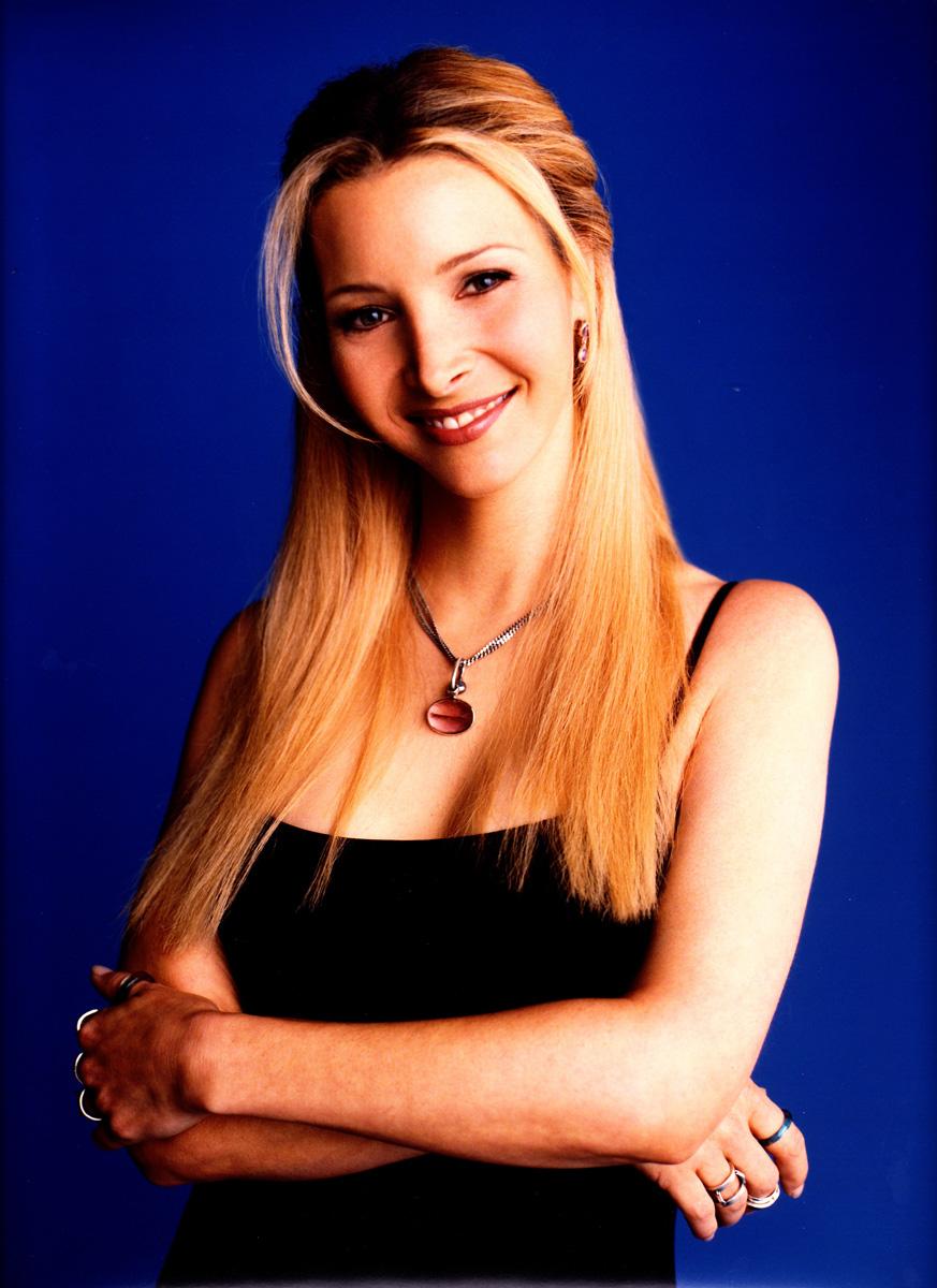 Lisa Kudrow Cast Photo