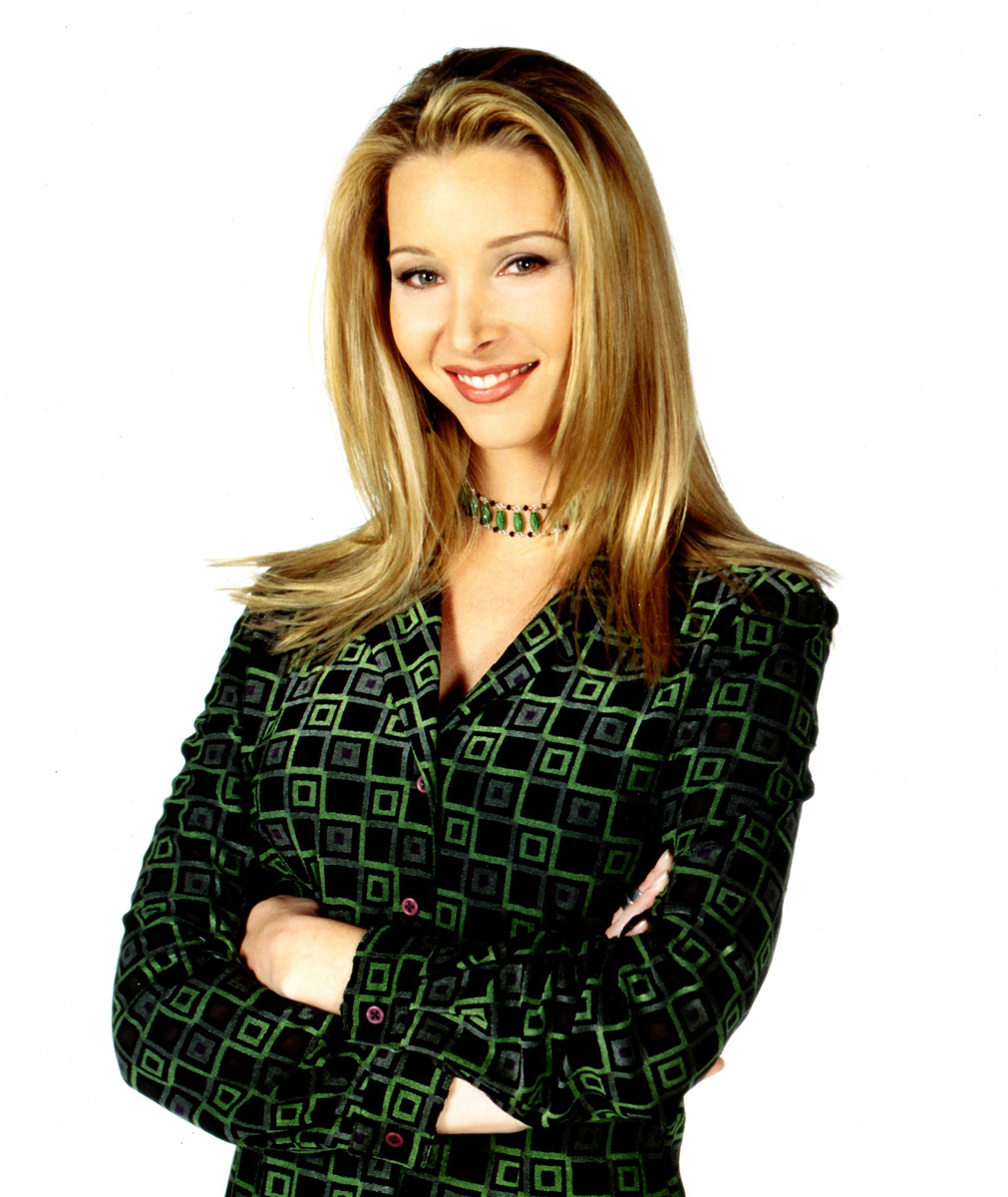 Lisa Kudrow Cast Photo