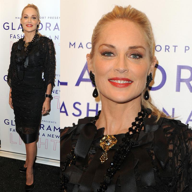 Glamorama | Sharon Stone