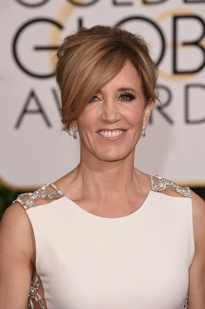 Golden Globes 2015 | Felicity Huffman