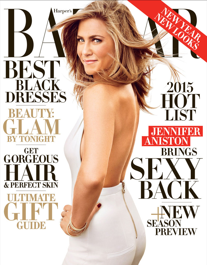 Harper's Bazaar | Jennifer Aniston