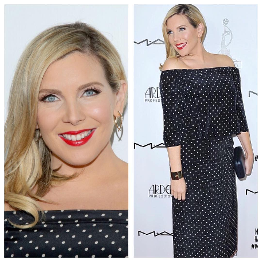 MUAHS Awards 2016 | June Diane Raphael
