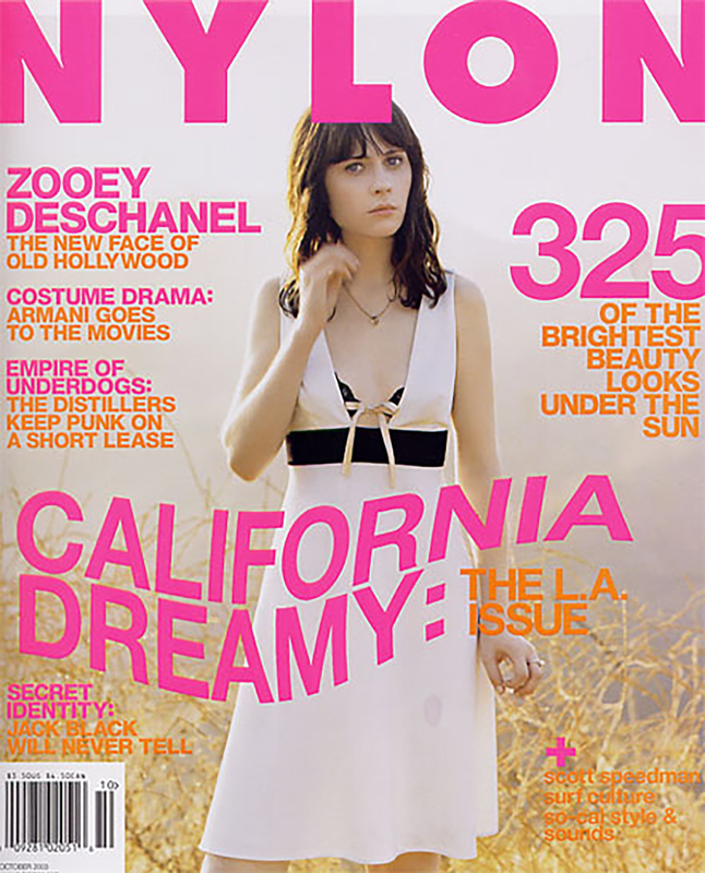 Nylon | Zooey Deschanel