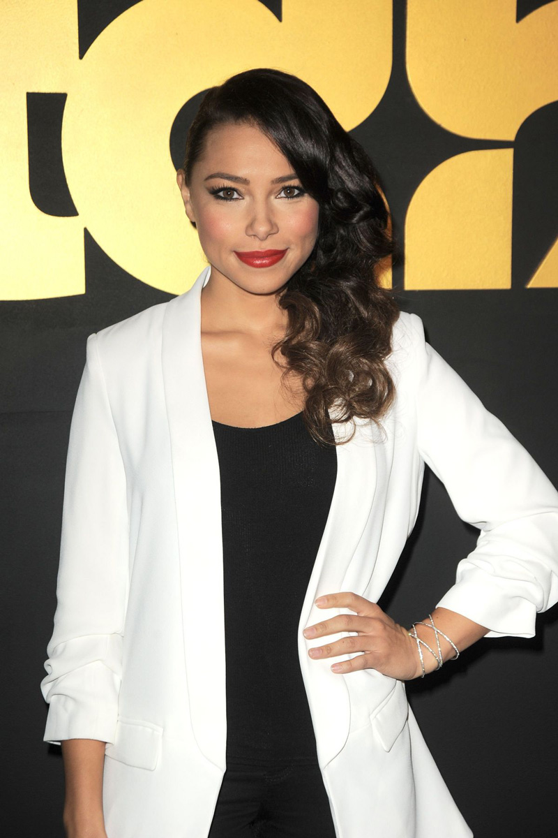 Starz Golden Globes Celebration | Jessica Parker Kennedy