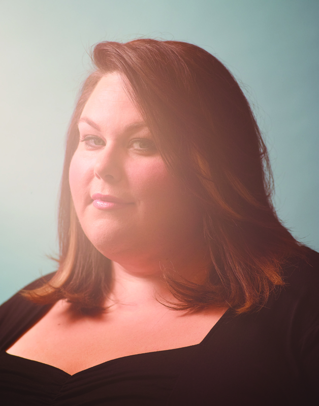Chrissy Metz photographed for Variety by Bryce Duffy on the set of This Is Us on February 12, 2017 in Los Angeles.