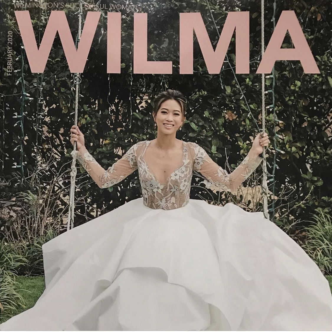 "WILMA Magazine ""Love In Bloom"" February 2020"